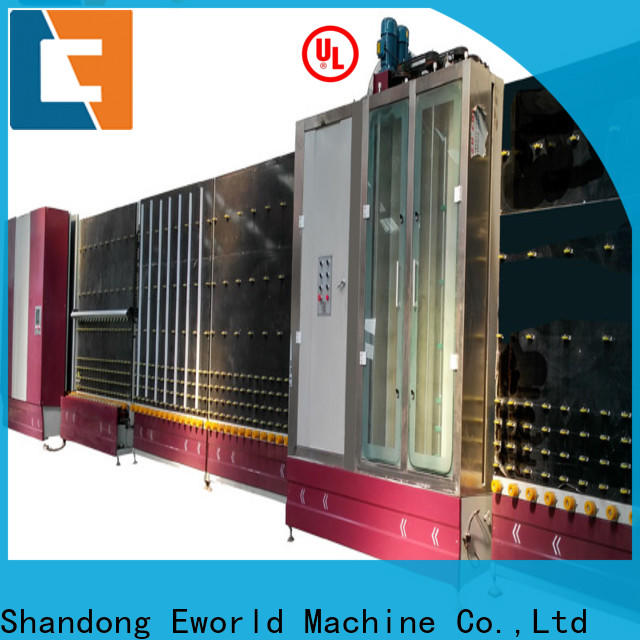 low moq vertical insulating glass machine production provider for commercial industry