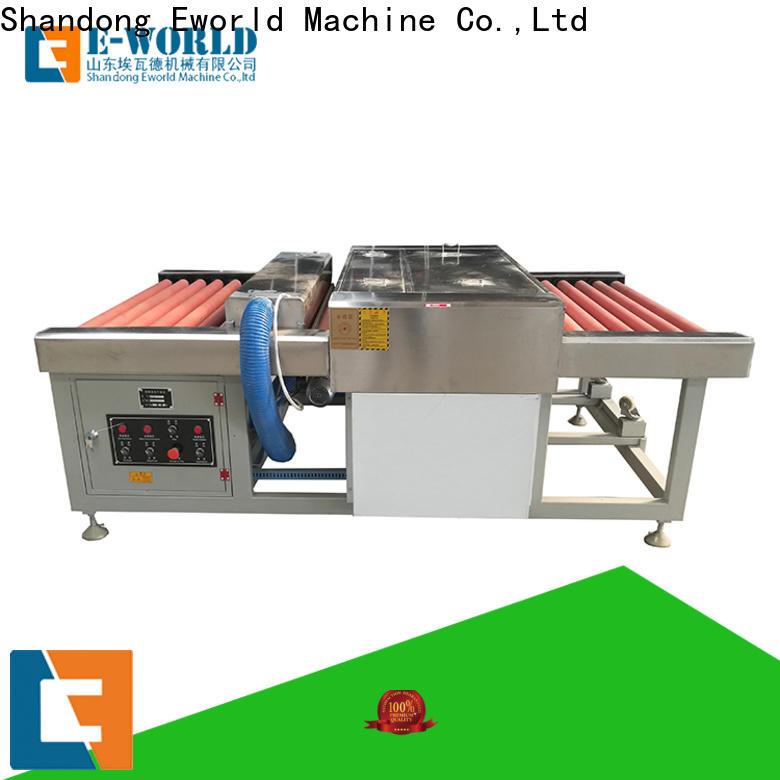 Eworld Machine washer low-e glass washing machine supplier for distributor
