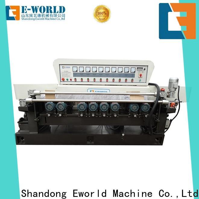 trade assurance glass pencil edge polishing machine line manufacturer for global market