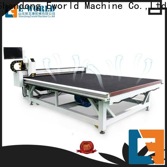 Eworld Machine cnc cnc glass cutting dedicated service for industry