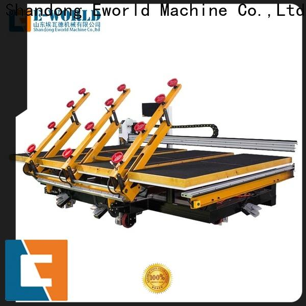 Eworld Machine reasonable structure manual mosaic glass cutting table exquisite craftsmanship for sale