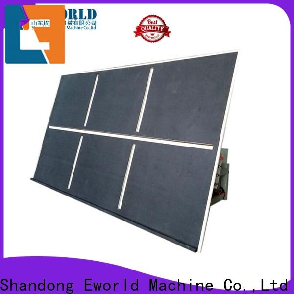 reasonable structure automatic glass cutting table mirror foreign trader for machine