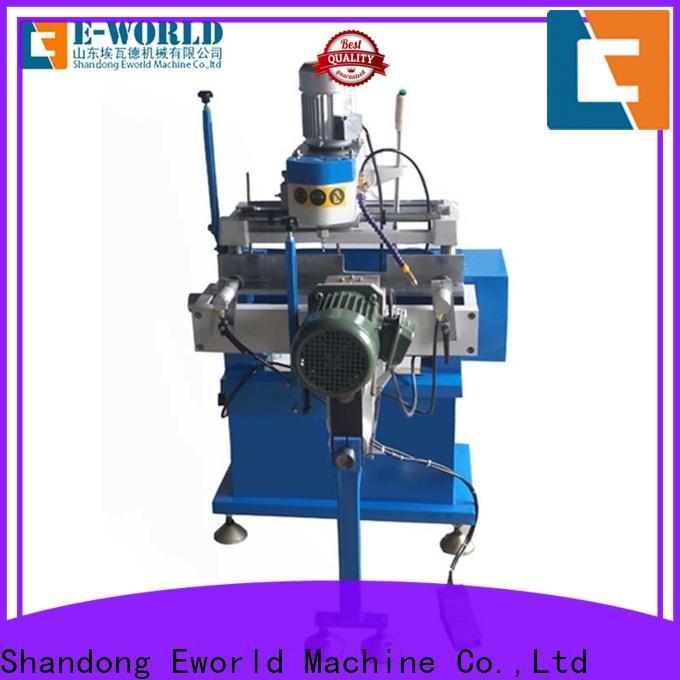 latest upvc door making machine door order now for manufacturing