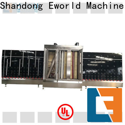 inventive high speed glass washer open international trader for manufacturing