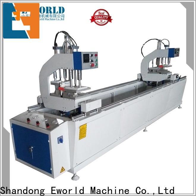 Eworld Machine new portable upvc welding machine order now for importer