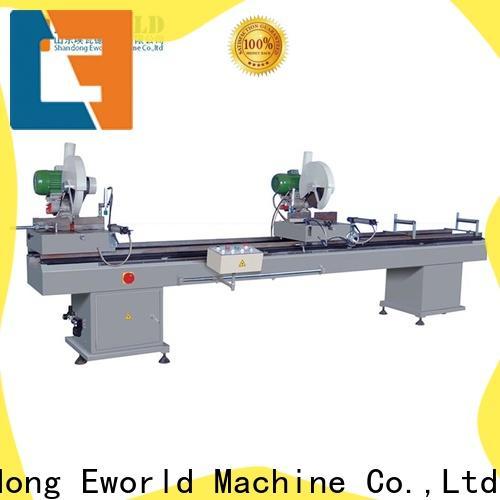 Eworld Machine new pvc door window machine order now for importer