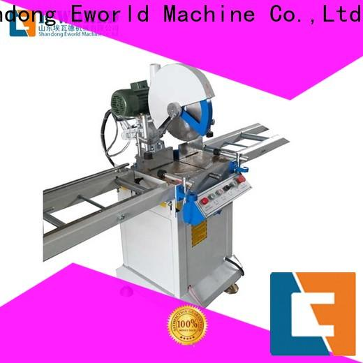 new upvc window machine price double order now for manufacturing