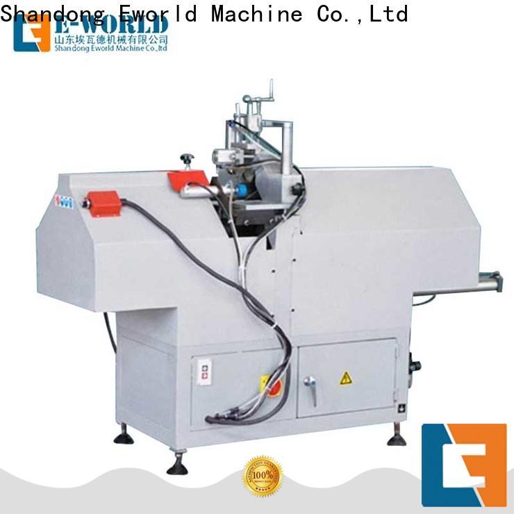 upvc doors and windows manufacturing machines