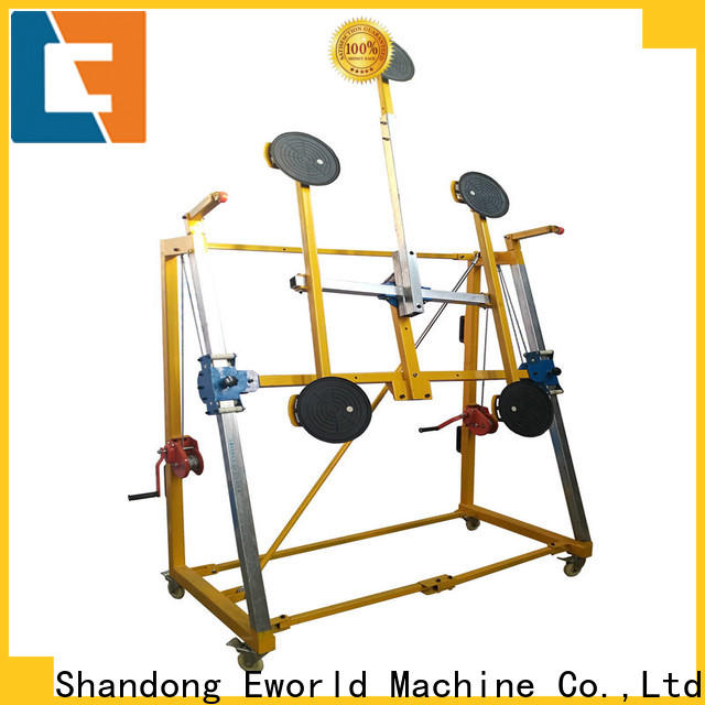 standardized mobile glass lifter suction supplier for distributor