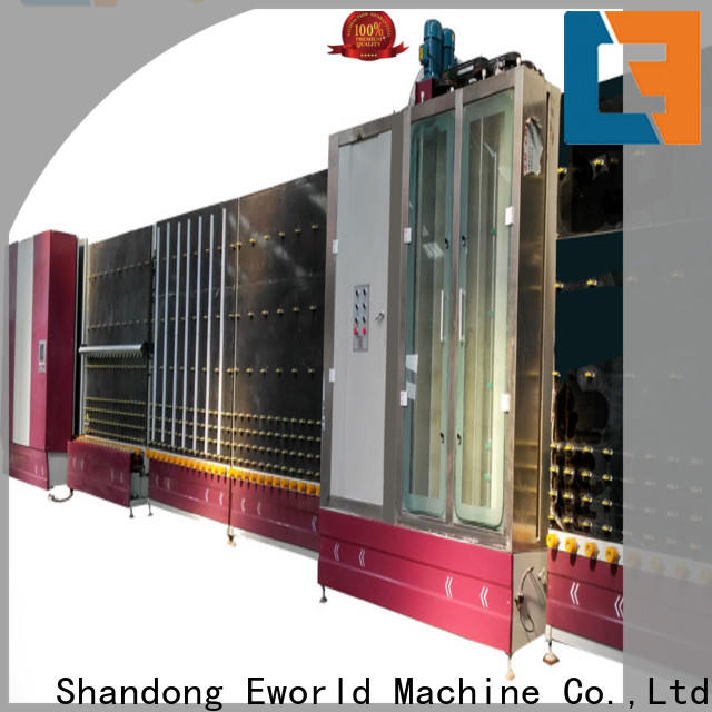 Eworld Machine fine workmanship insulating glass line wholesaler for commercial industry