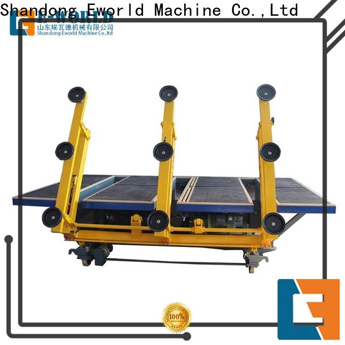 Eworld Machine stable performance glass cutting table exquisite craftsmanship for industry