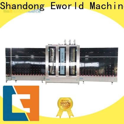 Eworld Machine insulating glass glazing machine provider for commercial industry