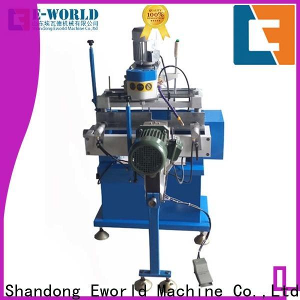 Eworld Machine customized vinyl window machine supplier for importer