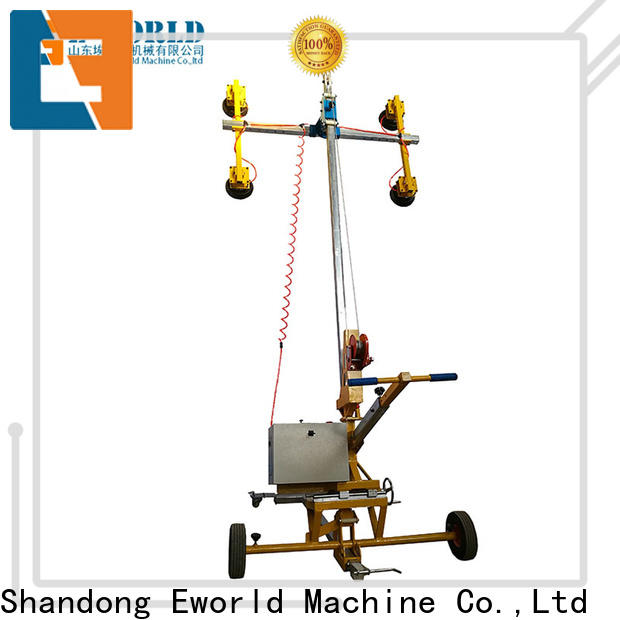 standardized glass lifter machine unloading for industry