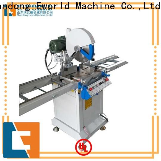new upvc door making machine door factory for importer