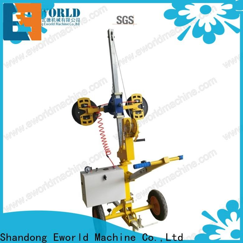 Eworld Machine unique design portable glass lifter factory for distributor