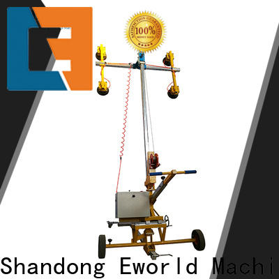 Eworld Machine bus outdoor glass installation lifter terrific value for sale