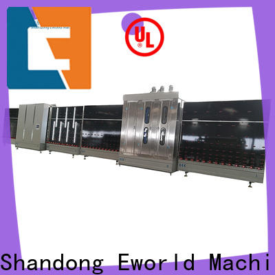 Eworld Machine line insulating glass machine for curtain wall factory for industry