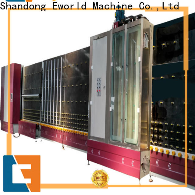 standardized flat pressing insulating glass machine insulating provider for manufacturing