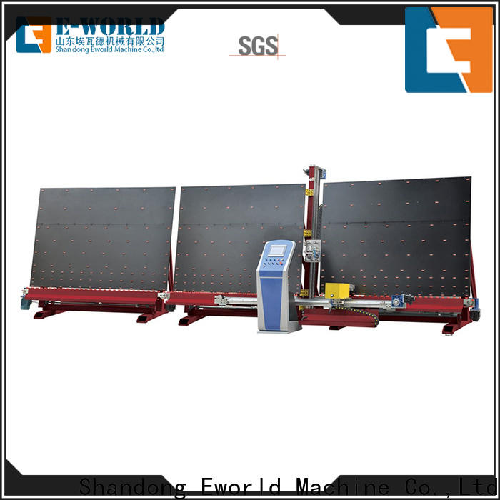 low moq insulating glass machine automatic wholesaler for manufacturing