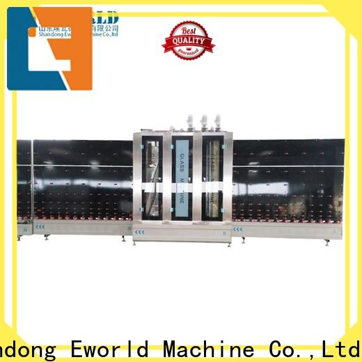 fine workmanship vertical insulating glass machine sealing provider for commercial industry