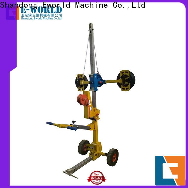 Eworld Machine unique design mobile glass lifter terrific value for sale