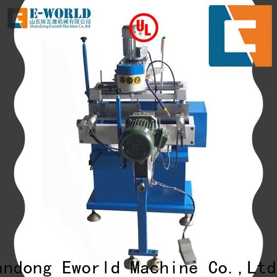 new vinyl window machine profile factory for manufacturing