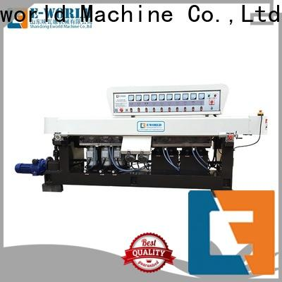 trade assurance glass edge polishing machine shaped supplier for manufacturing