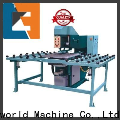 standardized semi-automatic glass drilling machine automatic international trader for distributor