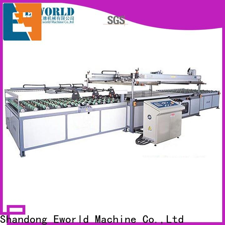 technological glass silk screen printer automatic exporter for manufacturing
