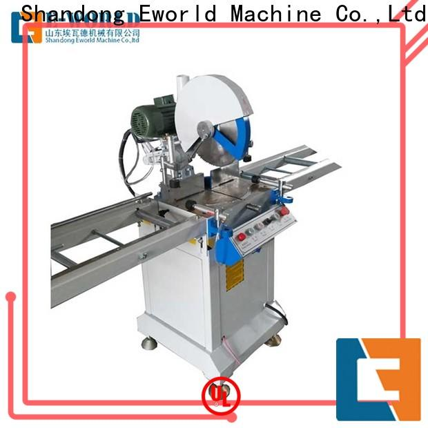 customized pvc window fabrication machine making order now for manufacturing