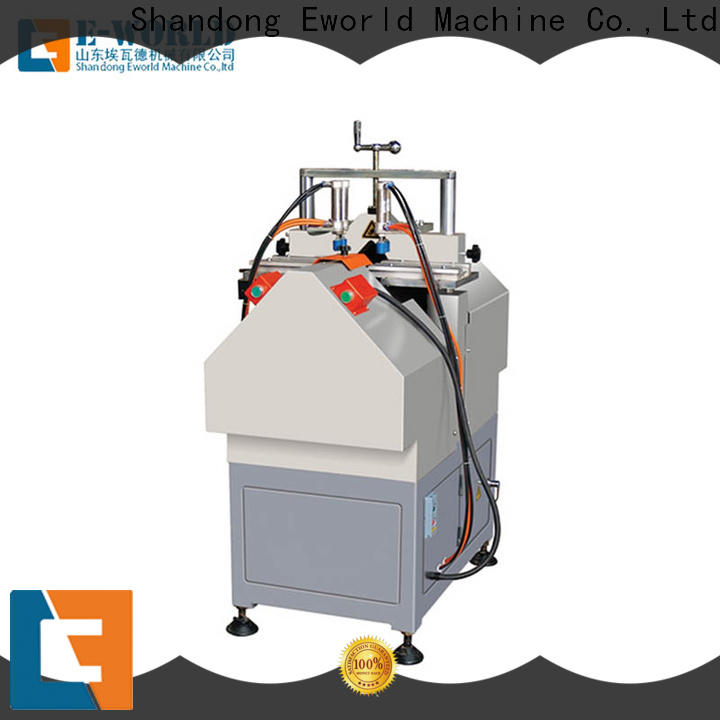 Eworld Machine latest pvc door making machine factory for industrial production