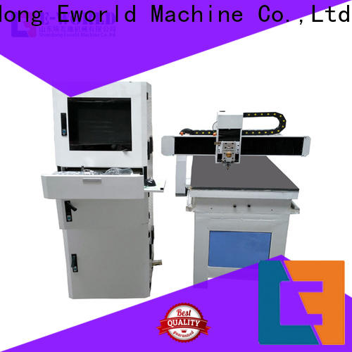 Eworld Machine breaking table glass cutting foreign trader for sale