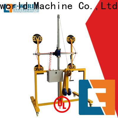 Eworld Machine transport vacuum glass lifter supplier for distributor