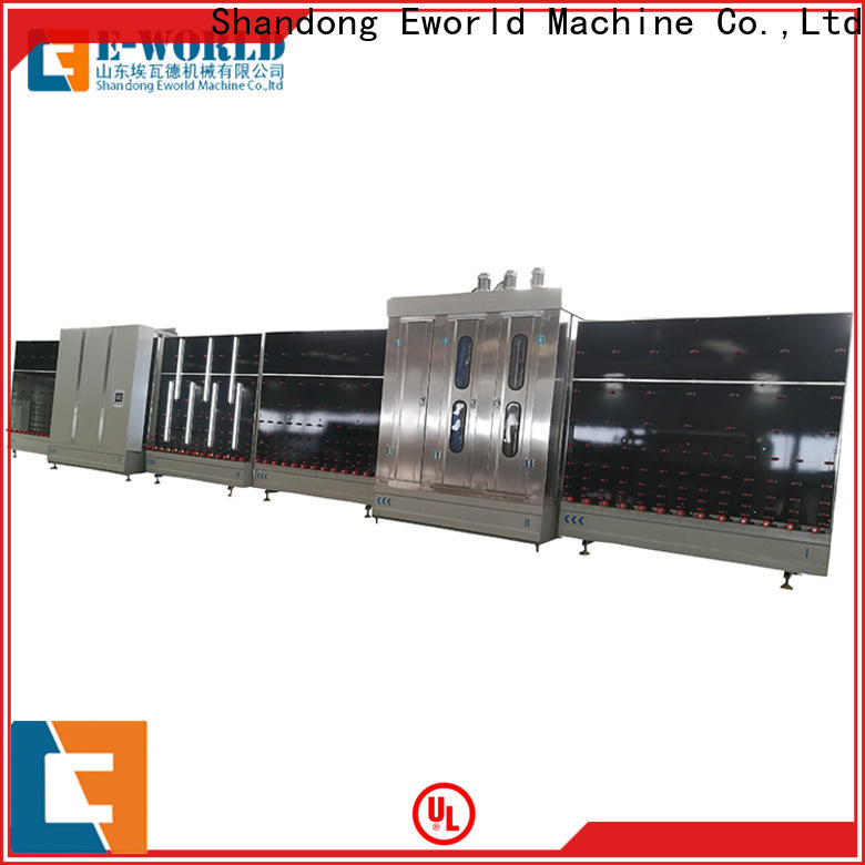 low moq glass glazing machine glass provider for commercial industry