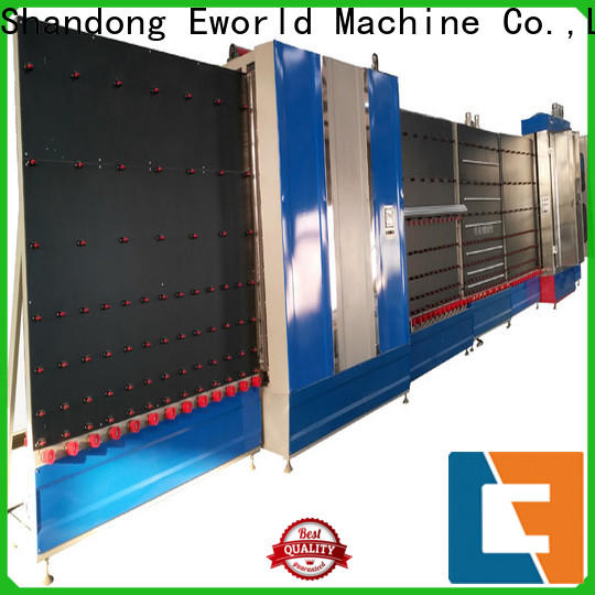Eworld Machine low moq double glazing machinery for sale factory for manufacturing