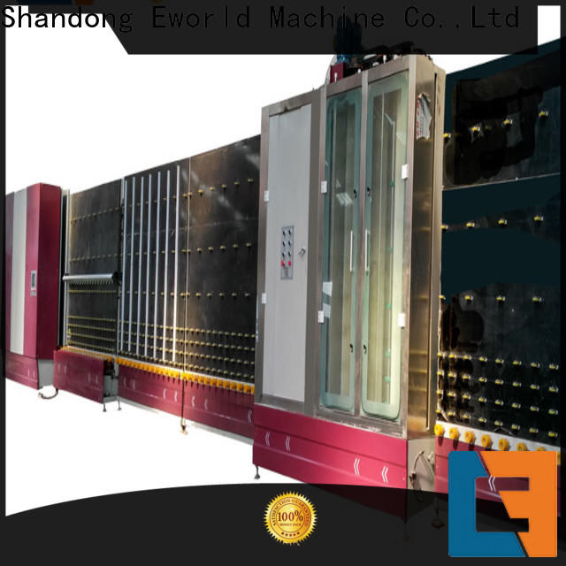 fine workmanship insulating glass machine for door glazing factory for commercial industry