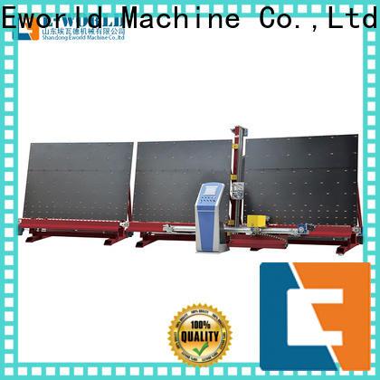 Eworld Machine insulating vertical insulating glass machine factory for manufacturing