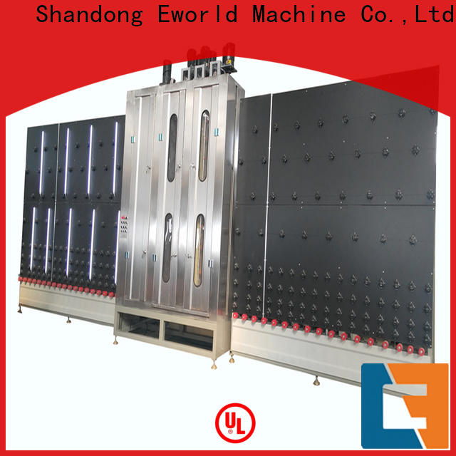 technological automatic glass washing machine horizontal supplier for distributor