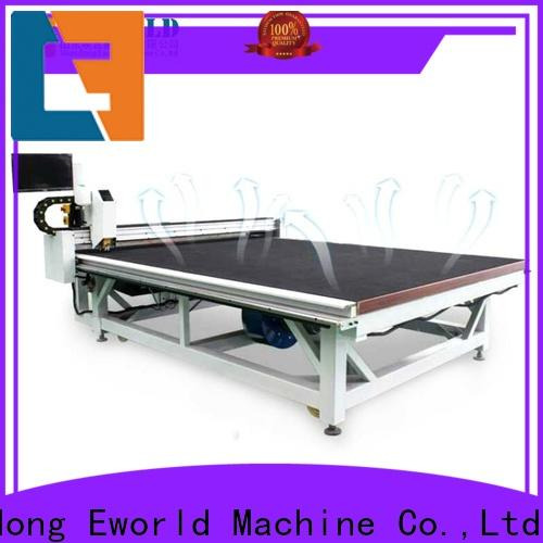 reasonable structure glass cutting table for sale industrial exquisite craftsmanship for sale