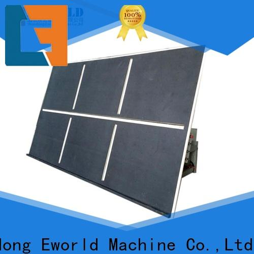 Eworld Machine table glass cutting tilting table exquisite craftsmanship for industry
