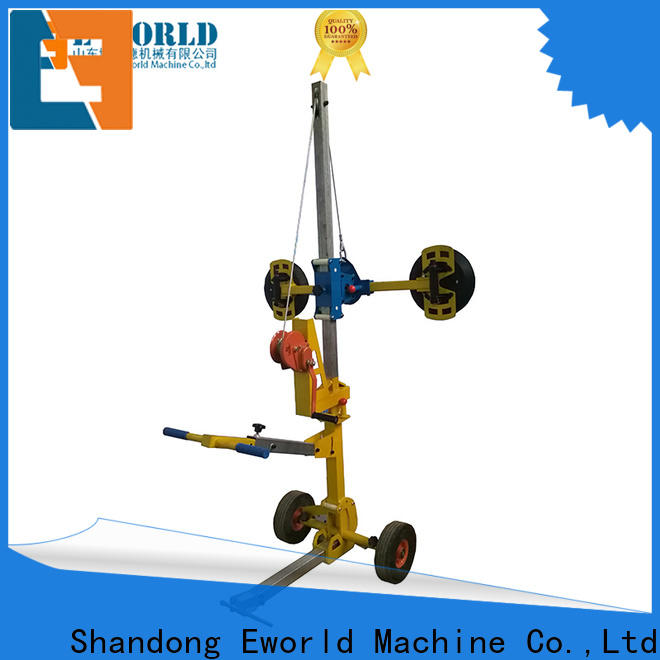 Eworld Machine electric curved bus glass lifter terrific value for industry