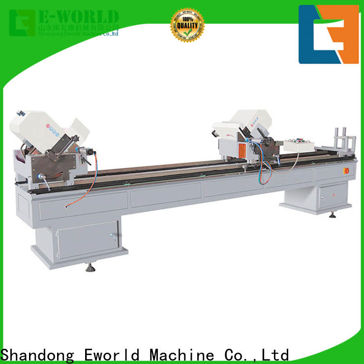 customized upvc doors and windows manufacturing machines quality supplier for importer