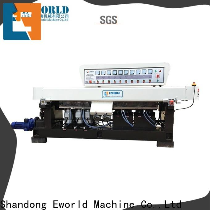 trade assurance glass edge machine automatic supplier for industrial production