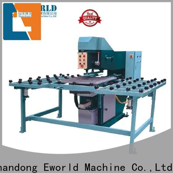 Eworld Machine inventive glass drilling machine manufacturers maker for distributor