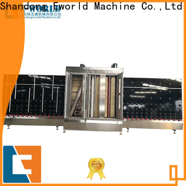 Eworld Machine inventive glass washing and drying machine for home supplier for distributor