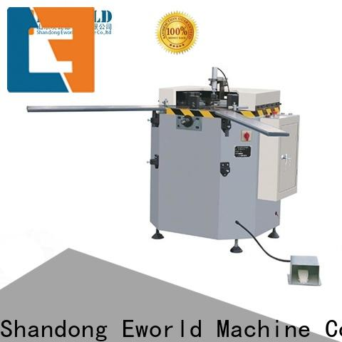 technological aluminum window door assemble machine double OEM/ODM services for industrial production
