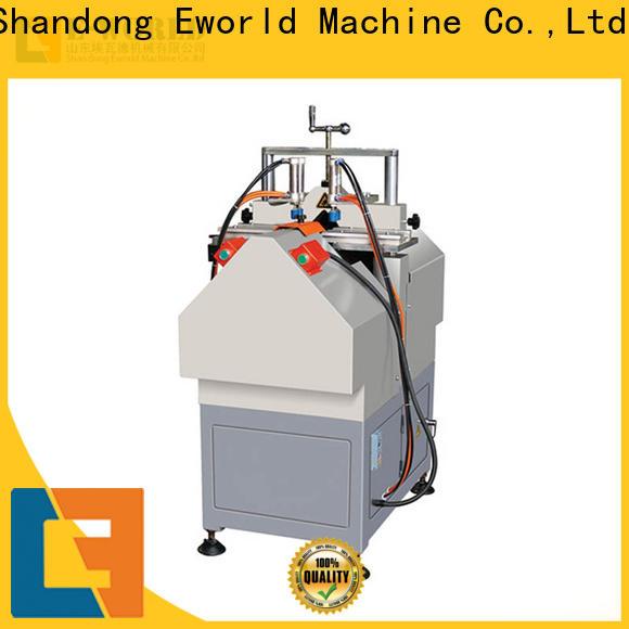 customized upvc machinery price mullion supplier for importer