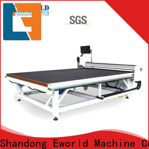 reasonable structure semi automatic glass cutting machine tilting exquisite craftsmanship for sale