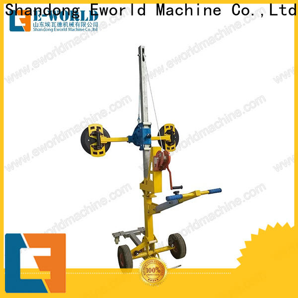 Eworld Machine unique design double cup suction lifter terrific value for industry
